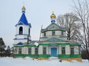 Церковь Покрова Пресвятой Богородицы - Ольховка - Инжавинский район - Тамбовская область