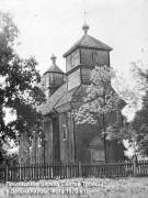 Церковь Троицы Живоначальной - Доброславка - Пинский район - Беларусь, Брестская область