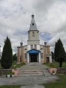 Церковь Серафима Саровского - Маньковичи - Столинский район - Беларусь, Брестская область