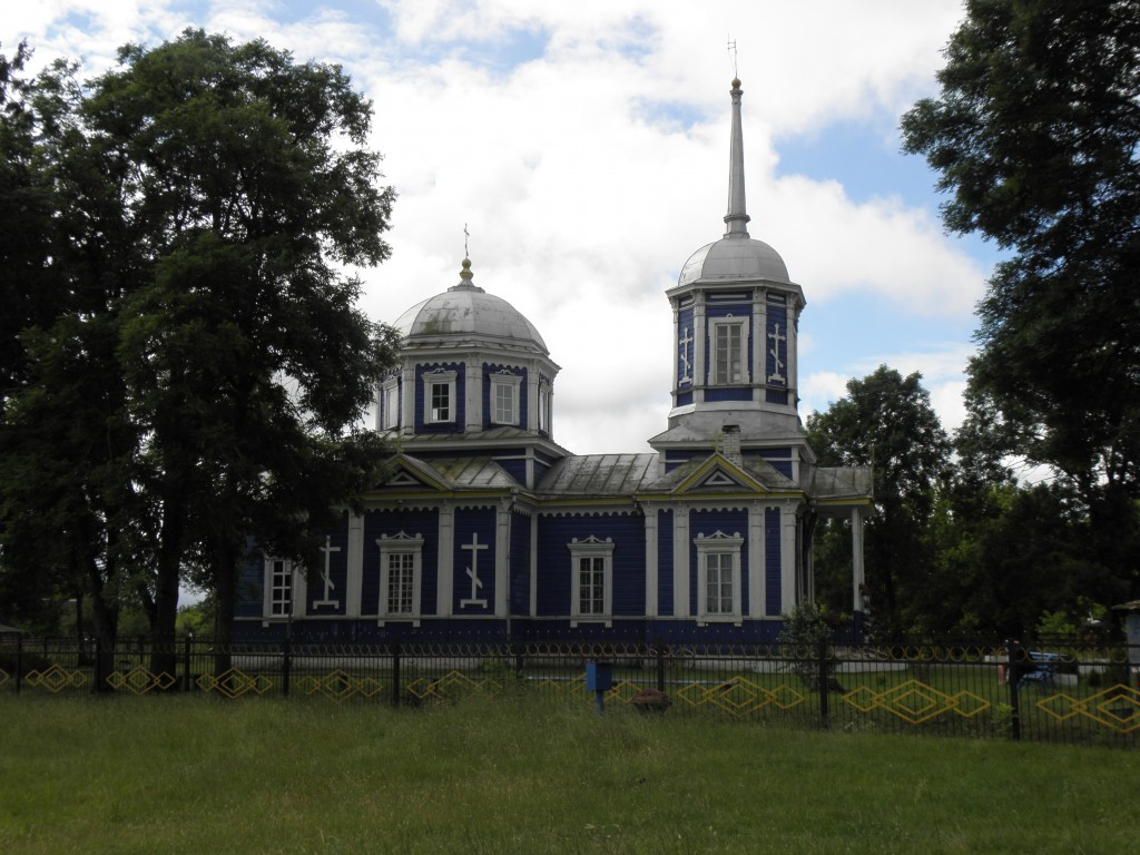 Церковь Троицы Живоначальной, Местковичи