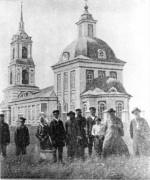 Церковь Рождества Иоанна Предтечи - Рябово - Зуевский район - Кировская область