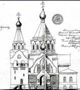 Церковь Успения Пресвятой Богородицы - Нижний Новгород - г. Нижний Новгород - Нижегородская область
