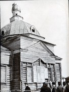 Церковь Троицы Живоначальной - Куртайлы - Саргатский район - Омская область