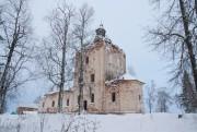 Церковь Владимирской иконы Божией Матери - Заручевская - Вельский район - Архангельская область