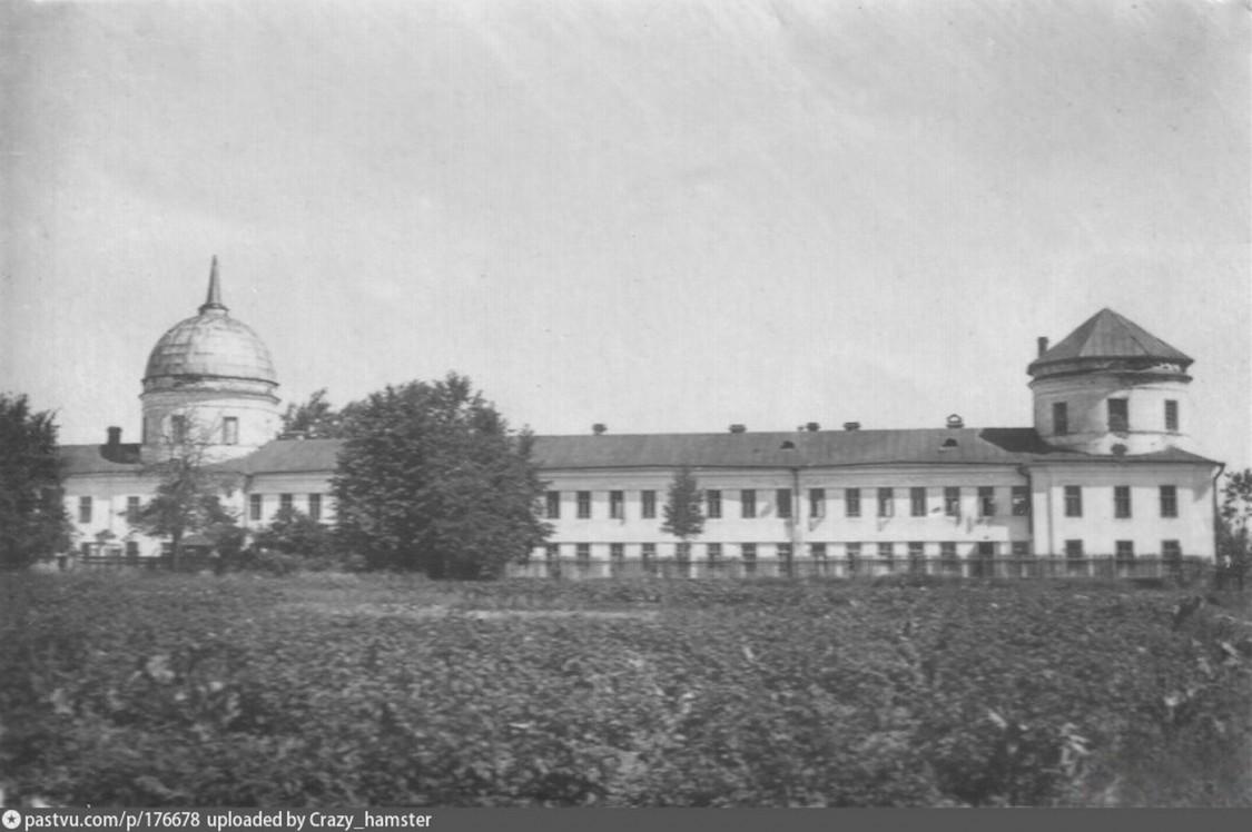 Афанасиевский монастырь, Молога (акватория Рыбинского водохранилища)
