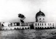 Молога (акватория Рыбинского водохранилища). Афанасиевский монастырь