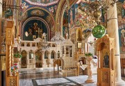 Монастырь Феодосия Великого. Церковь Благовещения Пресвятой Богородицы - Иудейская пустыня, провинция Вифлеем - Палестина - Прочие страны