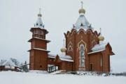 Церковь Иоанна Предтечи - Заручевская - Вельский район - Архангельская область
