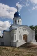 Калуга. Лаврентьев монастырь. Надвратная церковь Успения Пресвятой Богородицы