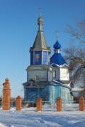 Церковь Покрова Пресвятой Богородицы - Беляевка - Сампурский район - Тамбовская область