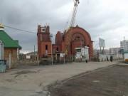 Челябинск. Сергия Радонежского, церковь