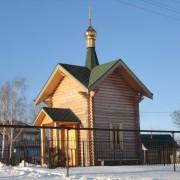 Часовня Владимирской иконы Божией Матери - Ляпня - Гагинский район - Нижегородская область