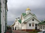 Минск. Кирилла Туровского при Соборном доме, церковь