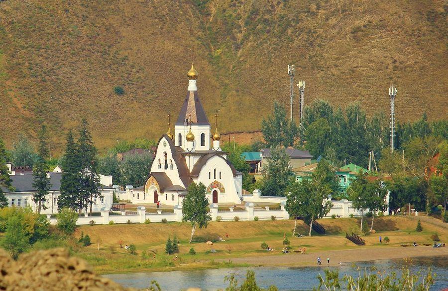 Успенский мужской монастырь. Церковь иконы Божией Матери
