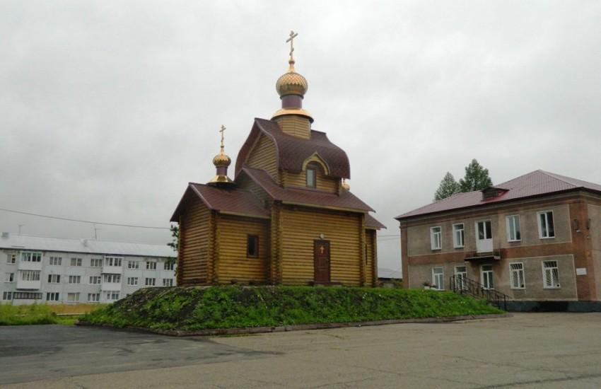 Церковь Казанской иконы Божией Матери, Яшкино