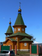 Церковь Троицы Живоначальной - Верх-Тула - Новосибирский район - Новосибирская область