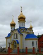 Церковь Константина равноапостольного - Тулинский - Новосибирский район - Новосибирская область