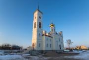 Церковь Спиридона Тримифунтского - Зелёновка - Ставропольский район и г. Жигулёвск - Самарская область