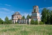 Церковь Троицы Живоначальной-Поповское-Сокольский район-Вологодская область-Yoti