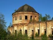 Церковь Троицы Живоначальной - Поповское - Сокольский район - Вологодская область