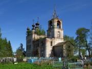 Шадрино. Троицы Живоначальной, церковь
