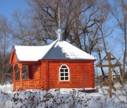 Церковь Михаила Архангела - Аносово - Большеболдинский район - Нижегородская область