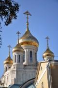 Мещанский. Сретенский монастырь. Собор Новомучеников и исповедников Церкви Русской на Крови