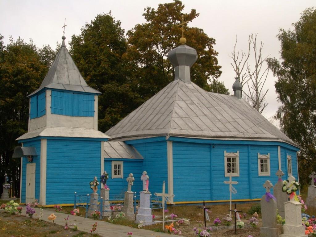 Церковь Михаила Архангела, Овсемирово