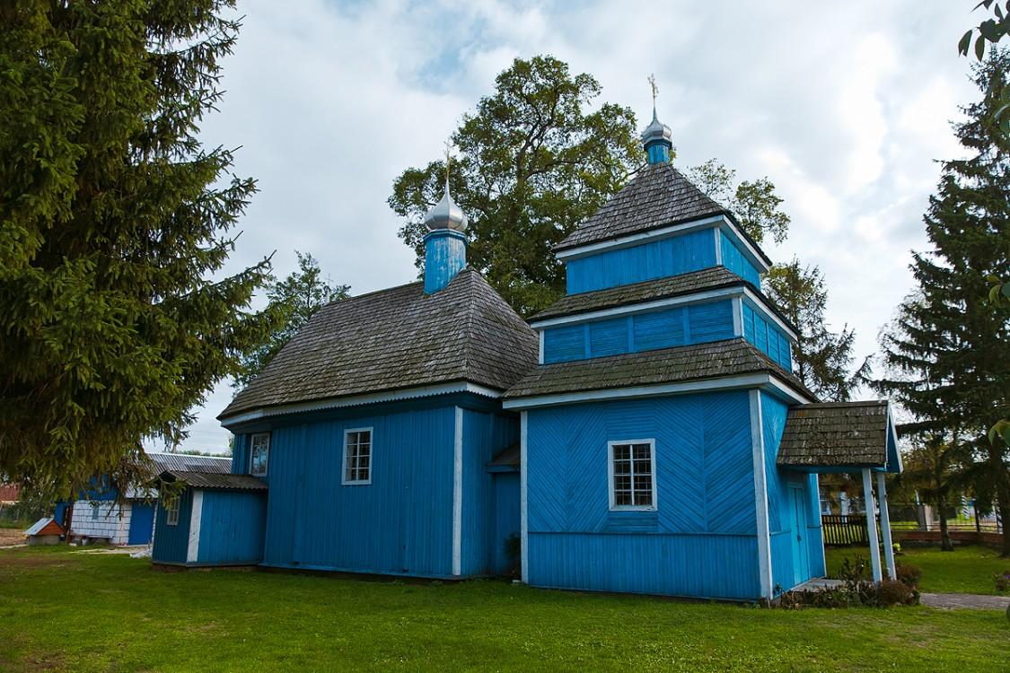 Церковь Михаила Архангела-Ремель-Столинский район-Беларусь, Брестская область