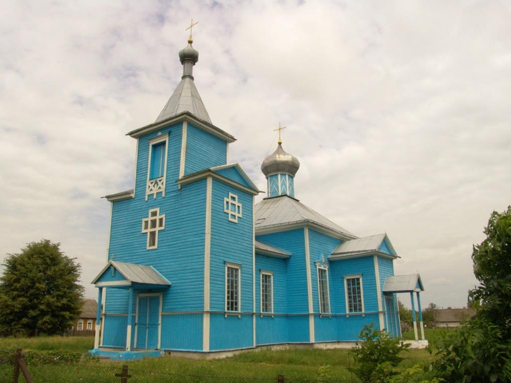 Церковь Покрова Пресвятой Богородицы, Стахово