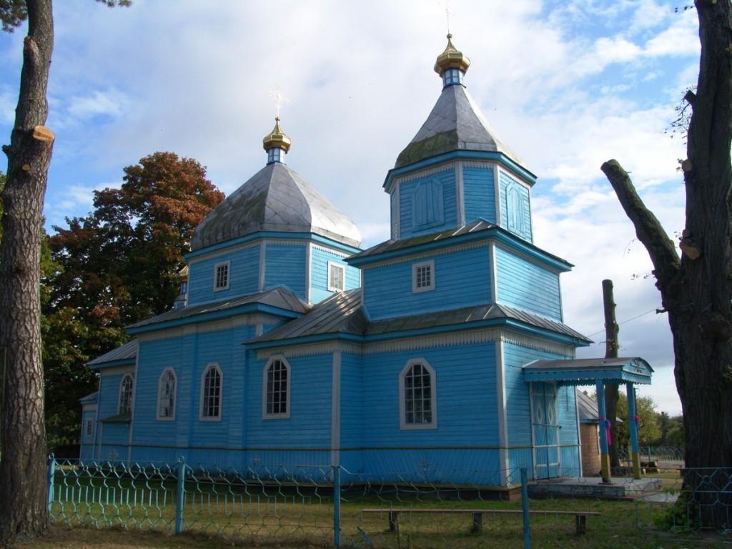 Церковь Рождества Пресвятой Богородицы, Дубенец