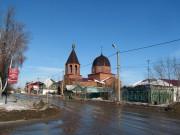 Церковь Успения Пресвятой Богородицы - Бугуруслан - Бугурусланский район - Оренбургская область