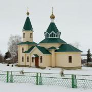 Церковь Богоявления Господня - Пересыпкино 1-е - Гавриловский район - Тамбовская область