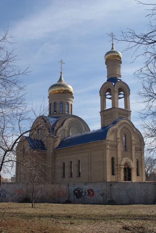 Церковь Казанской иконы Божией Матери, Набережные Челны