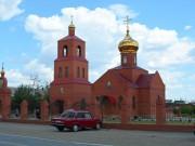 Церковь Покрова Пресвятой Богородицы - Адамовка - Адамовский район - Оренбургская область