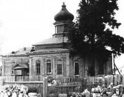 Церковь Николая Чудотворца - Новые Зятцы - Игринский район - Республика Удмуртия