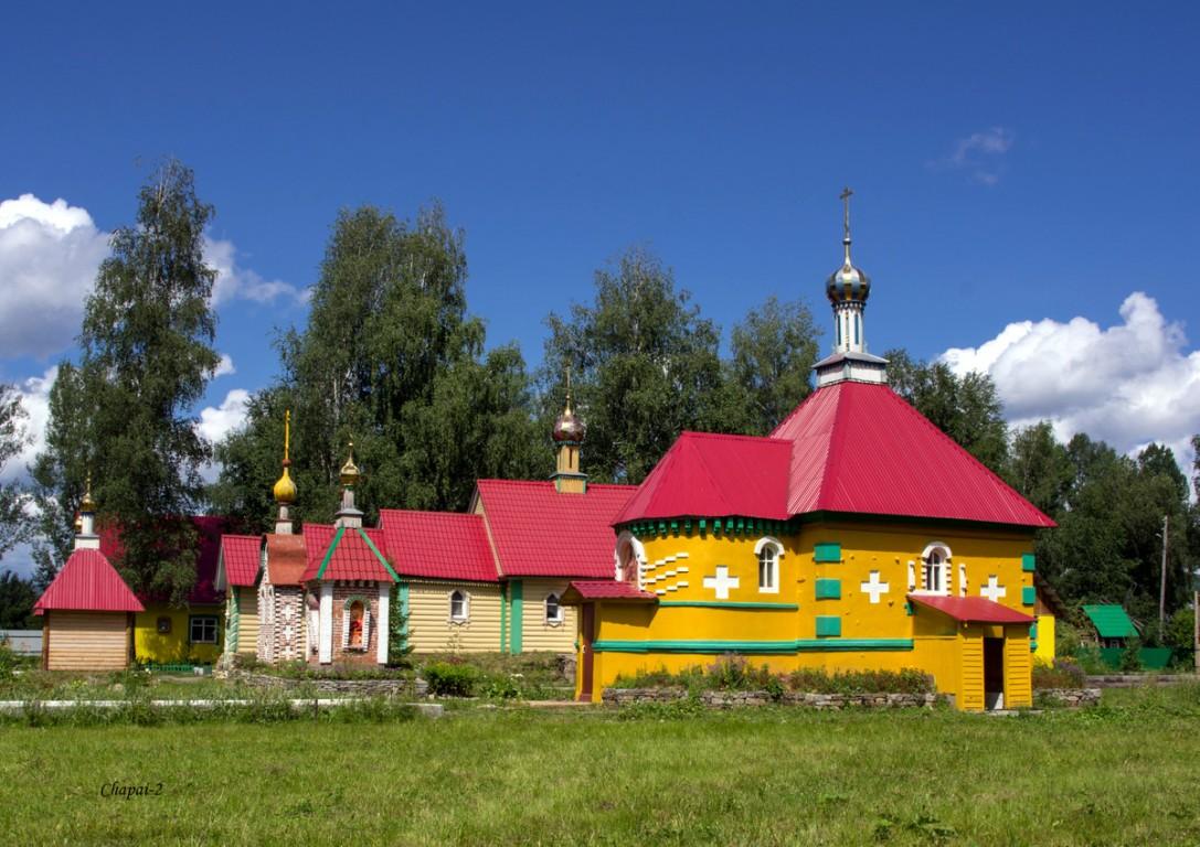 Богородице-Одигитриевское православное сестричество милосердия-Аша-Ашинский район-Челябинская область