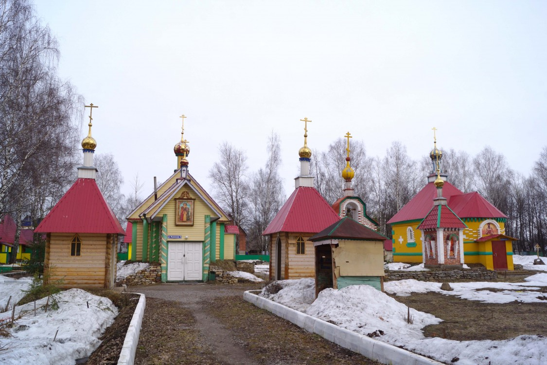 Богородице-Одигитриевское православное сестричество милосердия, Аша