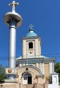 Кишинёв. Благовещения Пресвятой Богородицы, церковь