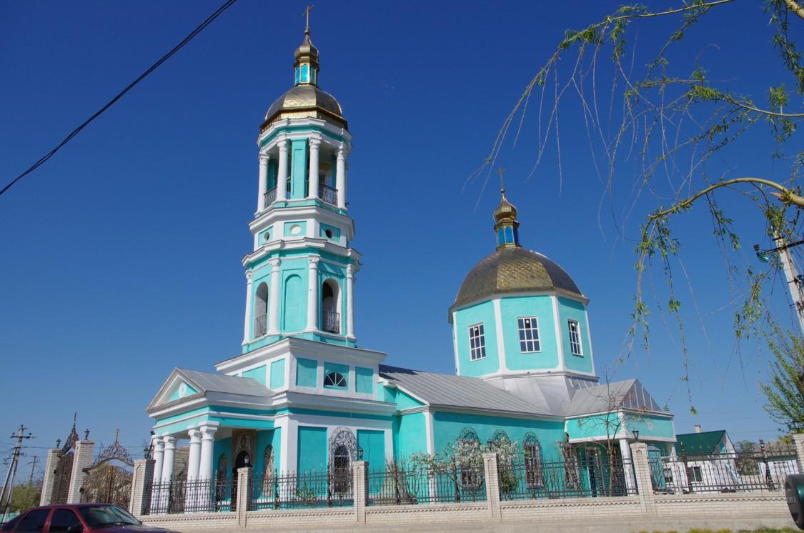 Церковь Рождества Пресвятой Богородицы, Вилково
