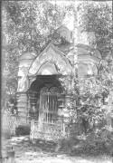 Казань. Неизвестная часовня на Арском кладбище
