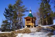 Часовня Илии Пророка - Пепелыши - Суксунский район - Пермский край