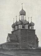 Церковь Илии Пророка - Чухчерьма - Холмогорский район - Архангельская область
