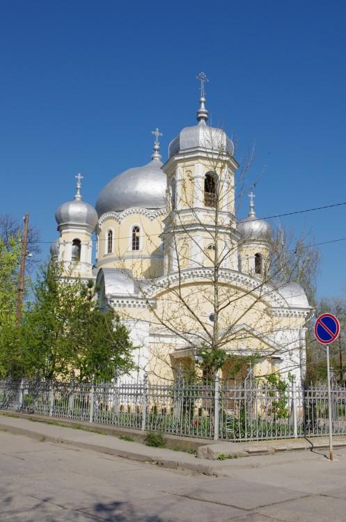 Церковь Николая Чудотворца, Вилково