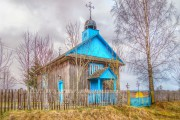 Церковь Георгия Победоносца - Вардомичи - Вилейский район - Беларусь, Минская область