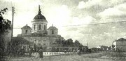 Церковь Воздвижения Креста Господня - Россошь - Россошанский район - Воронежская область