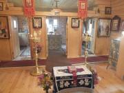 Церковь  Успения Пресвятой Богородицы - Пречистое - Истринский район - Московская область