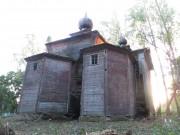 Церковь Ефрема Сирина - Ефремье (Ефремий Ширь) - Парфеньевский район - Костромская область