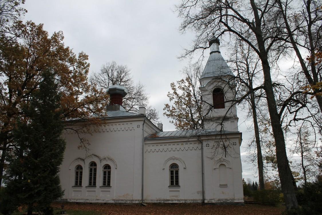 Церковь Евфимия Суздальского и Марии Египетской, Каарепере