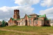 Церковь Василия Великого - Большая Рудка - Шарангский район - Нижегородская область